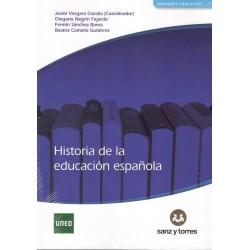 Historia de la Educacion Española (6302204)