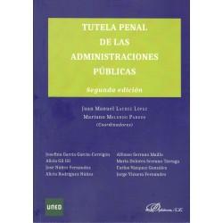 TUTELA PENAL DE LAS ADMINISTRACIONES PUBLICAS (novedad curso 2015-16)