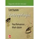 Lecturas. Antropologia